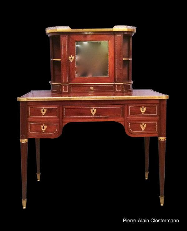 Lady desk said 'Bonheur du Jour', ca. 1780